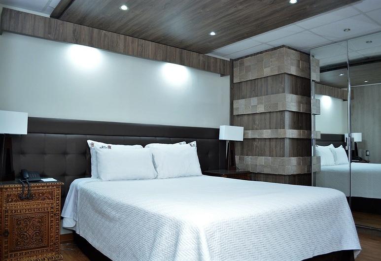 Hotel El Marques, Lima, Junior suite, Kamer