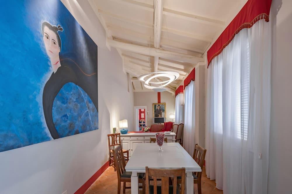 舒適公寓, 1 間臥室 - 客房餐飲服務