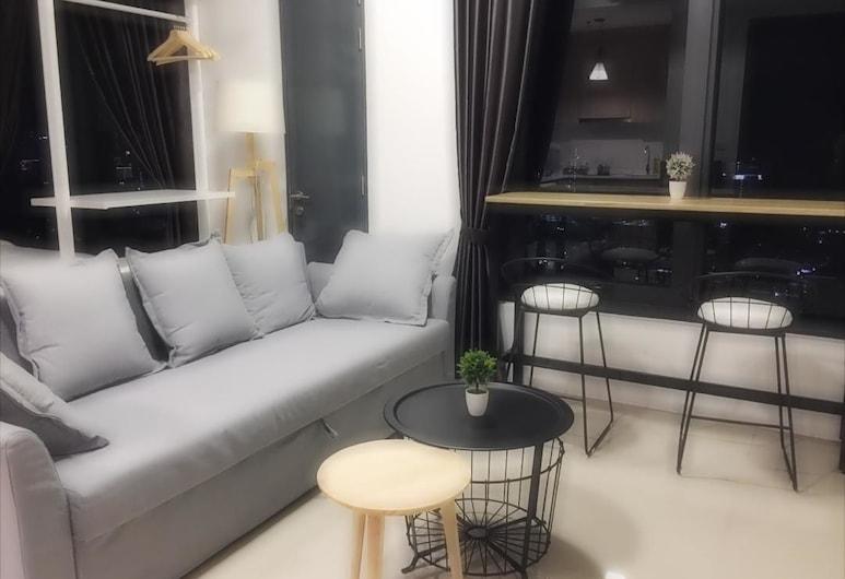 Tropicana Suite Jalan Macalister, George Town, Dnevni boravak