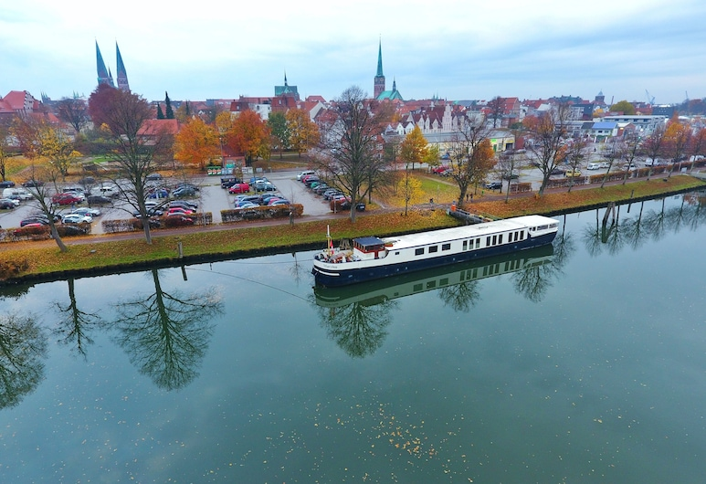 MS Marylou, Lübeck, Exterior
