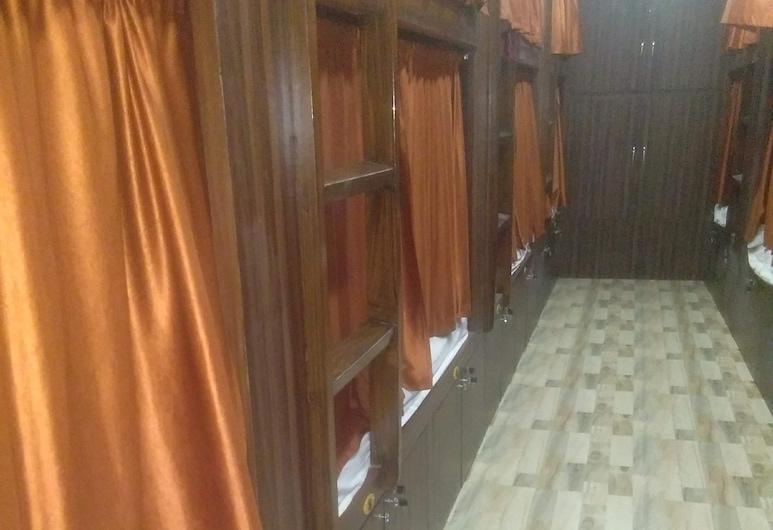 asian dormitory, Bombay, Deluxe Ortak Ranzalı Oda, Oda