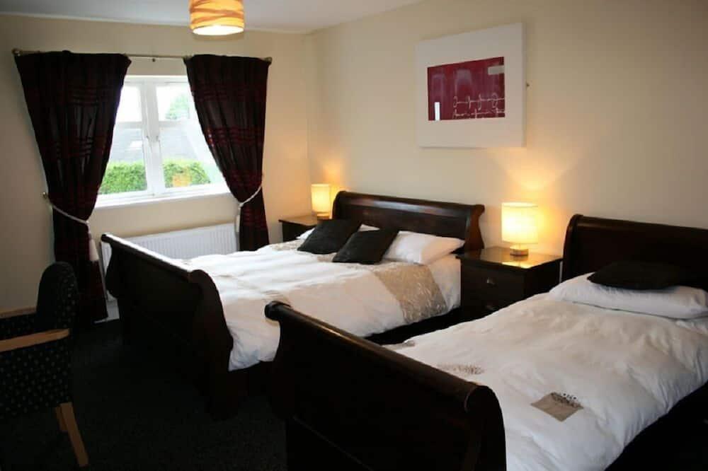 Kahden hengen huone - Vierashuone