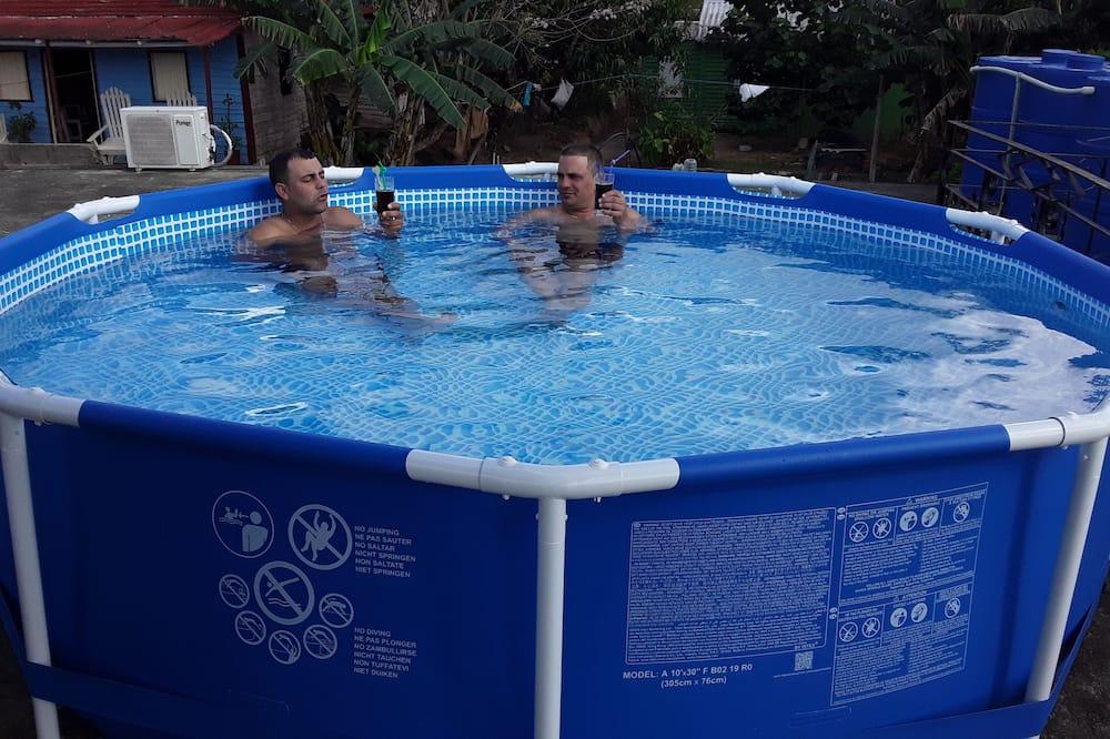 루프탑 수영장