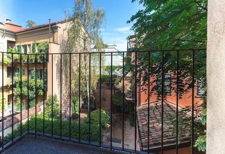 Italianway   - Garibaldi 34, Milaan, Appartement, 1 slaapkamer, Balkon