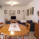 Superior Apartment, 1 Double Bed with Sofa bed - Living Room