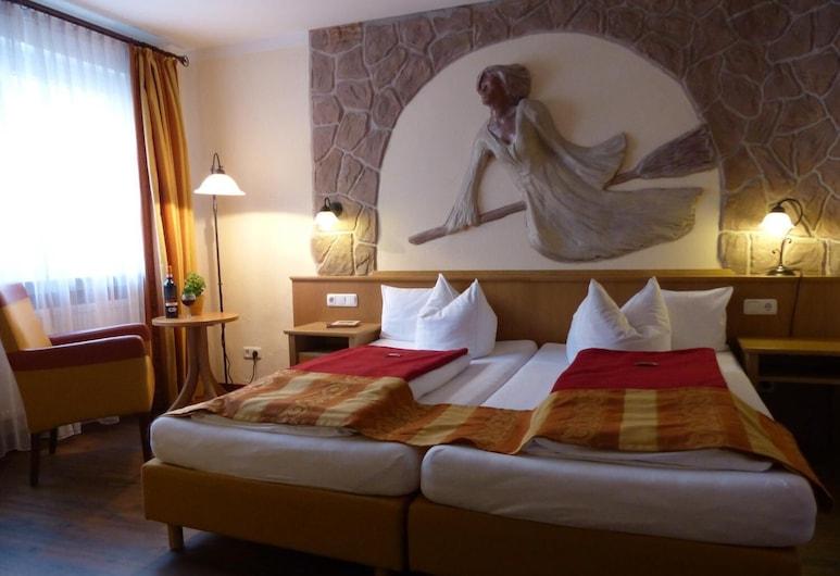 GRIMMELSHAUSEN HOTEL, Gelnhausen, Hosťovská izba