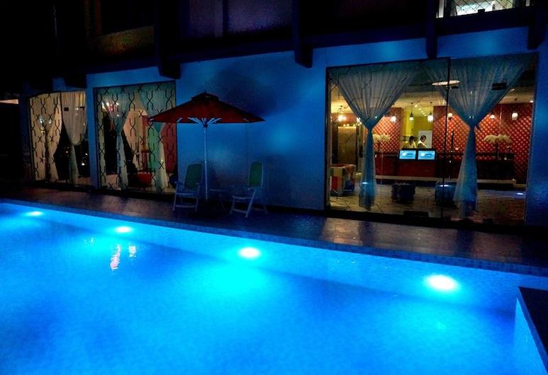 Langit-Langi Hotel @ Port Dickson, Port Dickson, Lauko baseinas