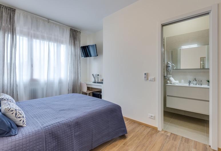 Rooms Vidar Train station, Mestre, Dvojlôžková izba typu Comfort, Hosťovská izba