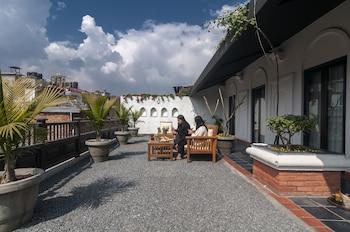 加德滿都路屋飯店的相片
