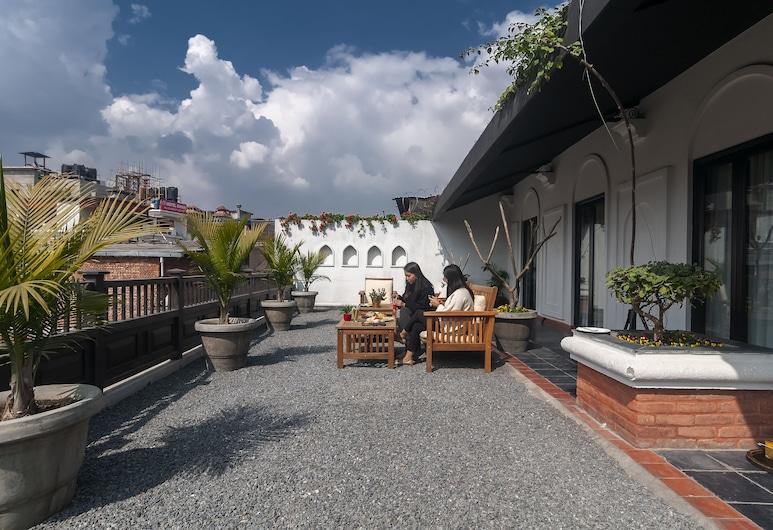 路屋酒店, 加德滿都, 陽台