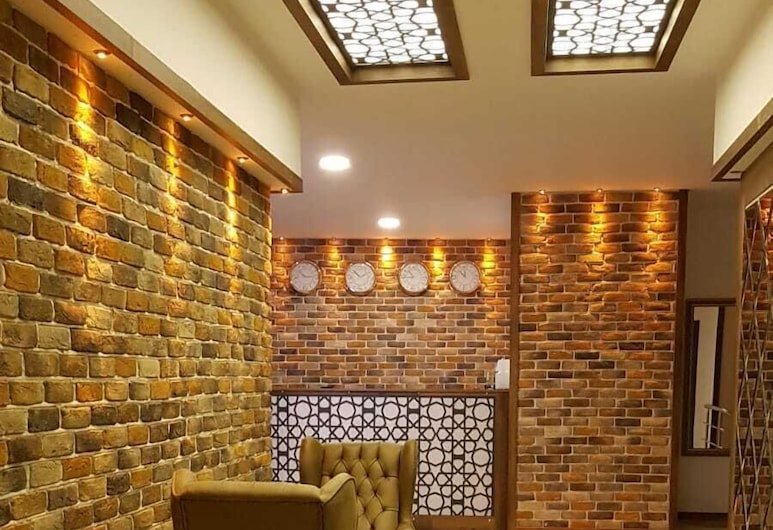 Aksaray Liva Hotel, Aksaray, Interior Entrance