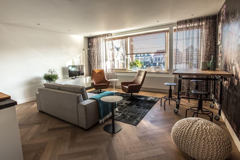 Deluxe-Apartment, 1 Schlafzimmer (Zaaier) - Zimmer