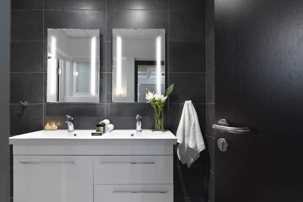 Apartment, 1 Katil Kelamin (Double) - Bilik mandi