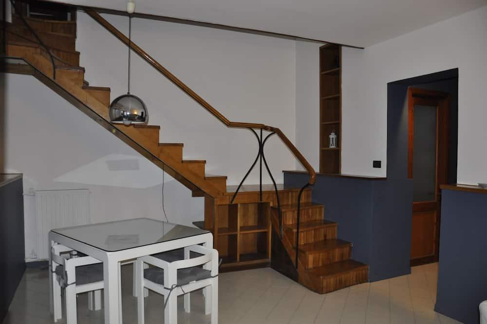 Апартаменты базового типа, 1 спальня - Зона гостиной