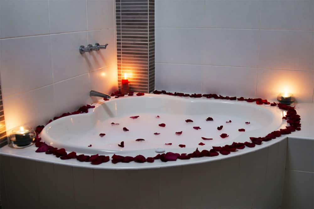Suite Luxury, 1 letto king, non fumatori, bagno privato - Bagno
