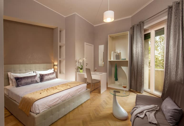 CF Rome Rooms, Rome, Triple Room, Guest Room