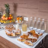 Πρωινό σε μπουφέ