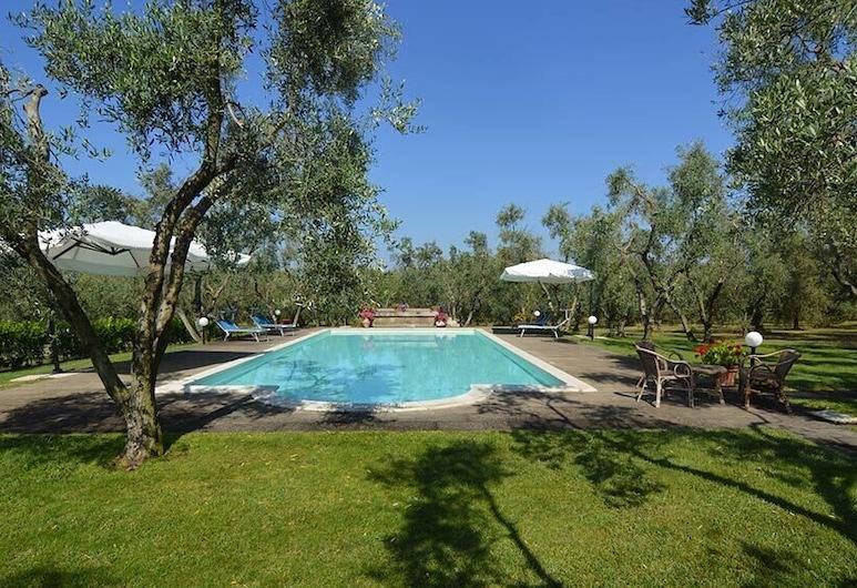 Hotel Villa San Michele, Lucca, Piscina