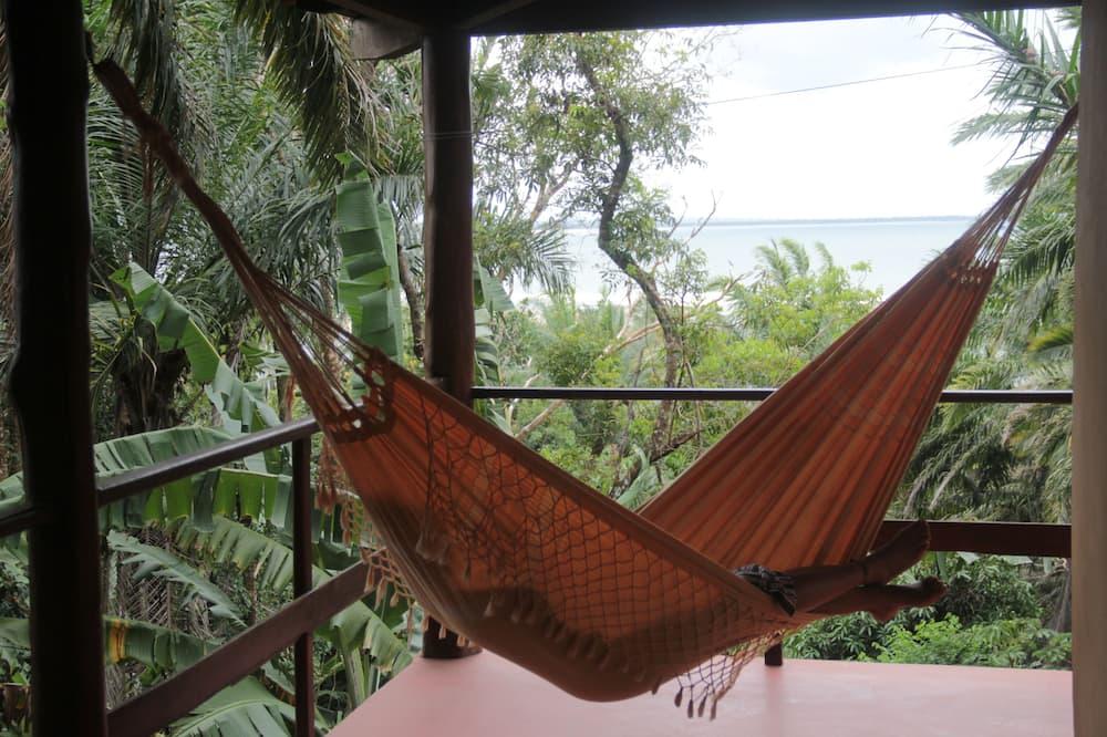 Comfort appartement, niet-roken, Uitzicht op zee - Balkon