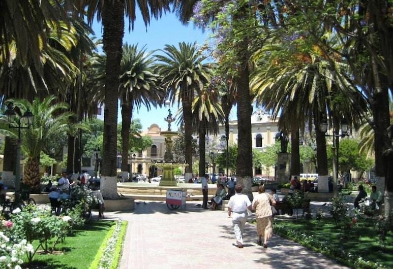 Hotel Las Panosas , Tarija, Property Grounds