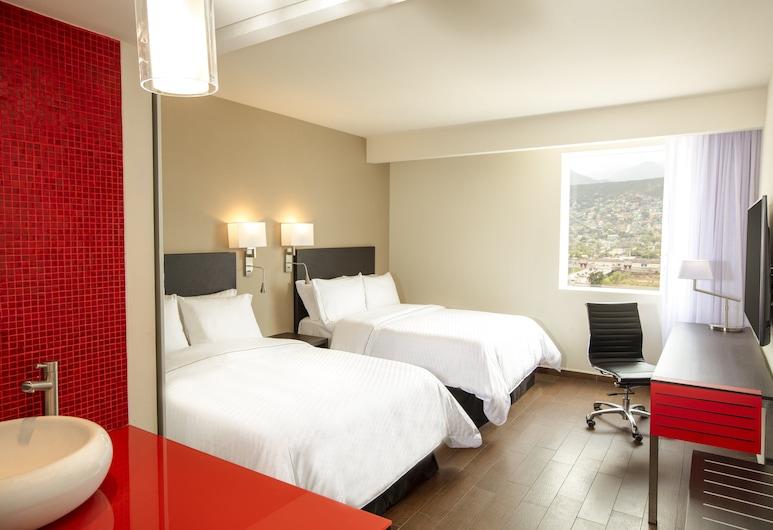Fiesta Inn Express Monterrey Centro, Monterrey, Superior-Zimmer, 2Doppelbetten, Zimmer