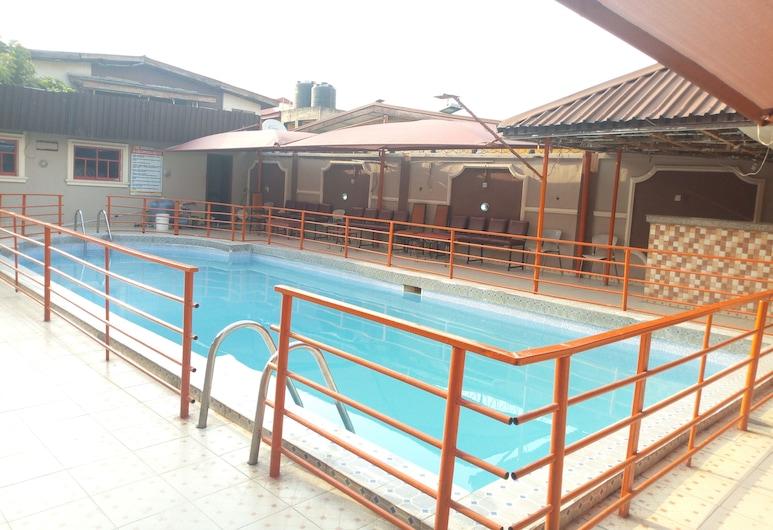 水上運動套房酒廊飯店, 拉各斯, 烤肉/野餐區