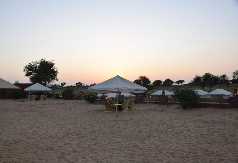 SAFARI CAMP OSIAN, Osian, Deluxe tent, Toegankelijk voor mindervaliden, roken, Kamer