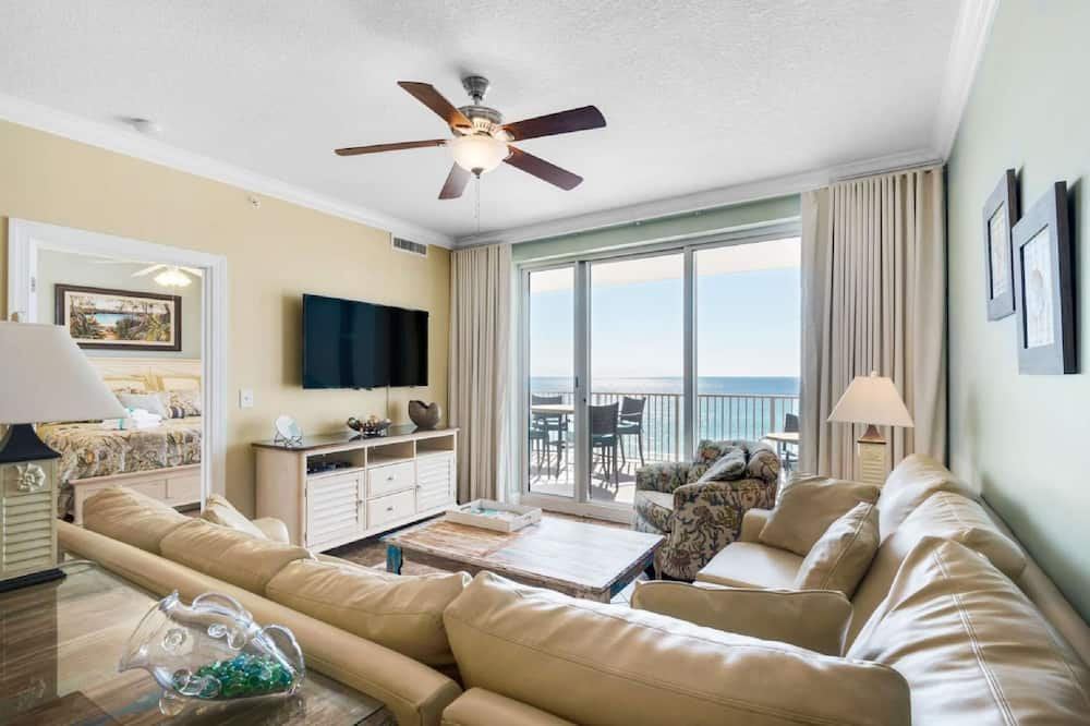 Apartmán, viacero postelí - Obývacie priestory