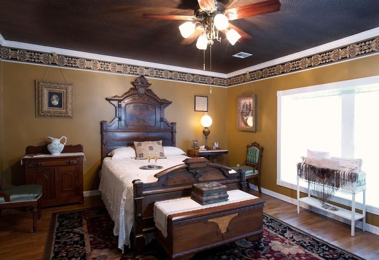 The Victorian Lady, ג'נקס, חדר פרימיום יחיד, מיטת קווין, חדר אורחים