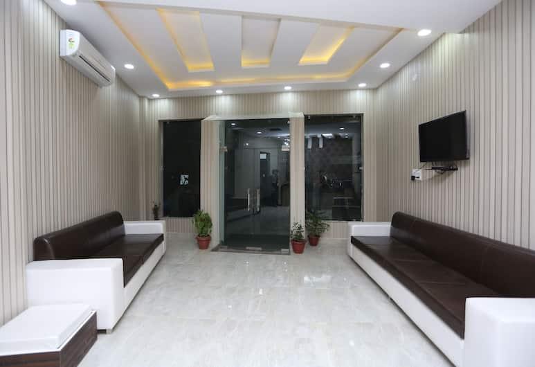 Hotel Sinon Suite, Yeni Delhi, Oturma Alanı