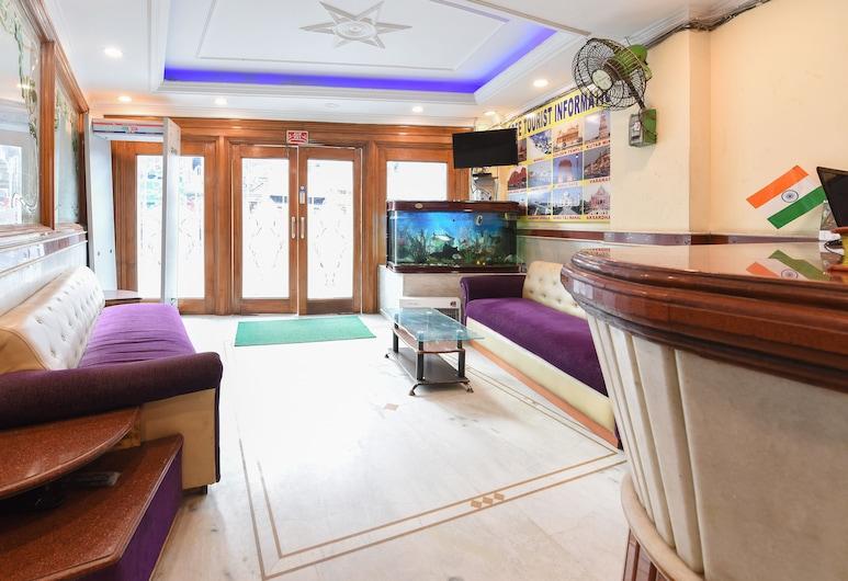 帕哈甘吉傳承旅館, 新德里, 大堂閒坐區
