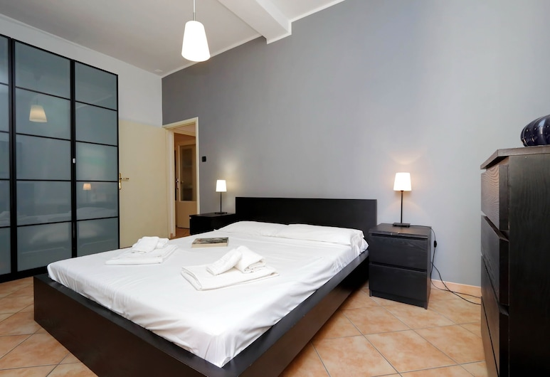Recently Renovated Halldis Apartment Close to the Trevi Fontain, Rome, Lejlighed, Værelse