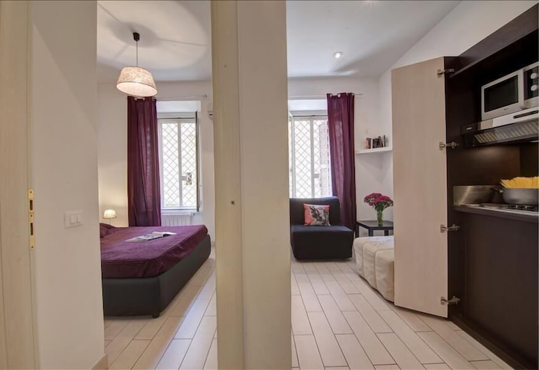 Modern one Bedroom Halldis Apartment, few Steps From the Vatican, Rome, Kamer