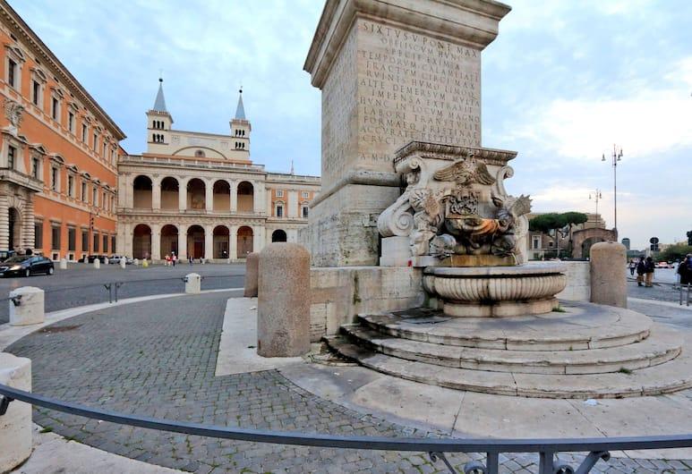 Charming Apartment With View, Rome, Dış Mekân
