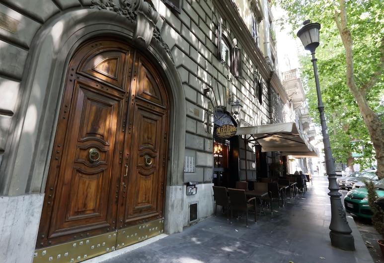 Charming Apartment With View, Rome, Otel girişi