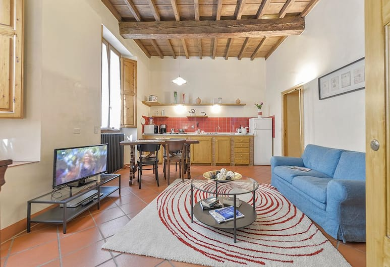 Giglio - Lovely and central apartment with terrace, Firenze, Soggiorno