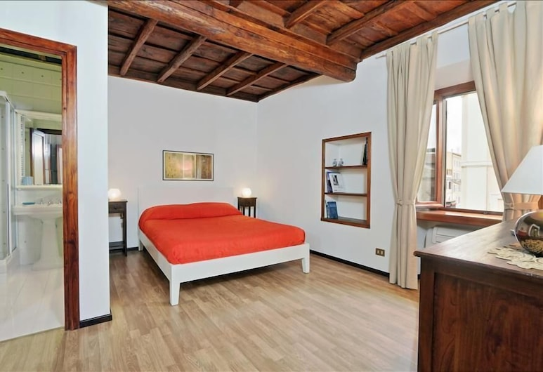 Cozy Halldis one bedroom apartment, just 10-minutes walk from the Colosseum, Rome, Rum