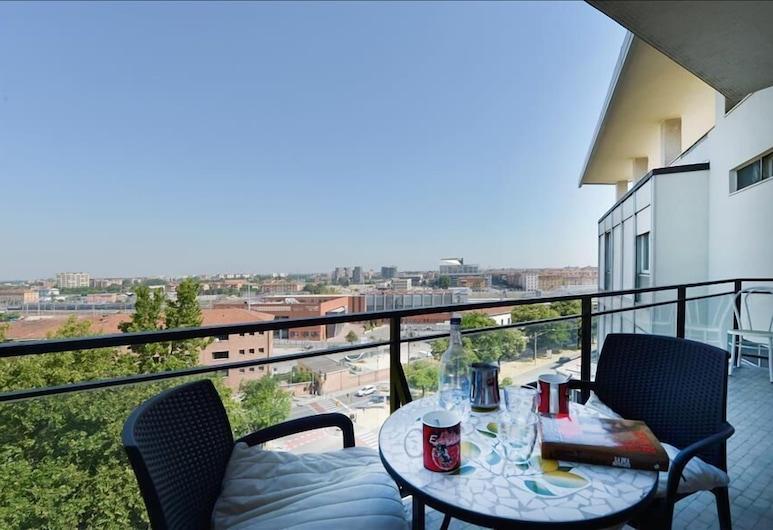 Pietramellara - Cozy studio with lovely terrace, Bologna, Balcone