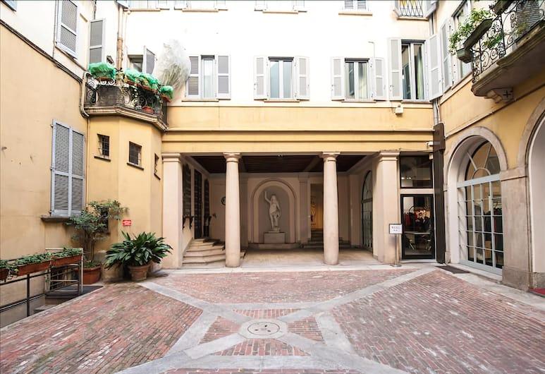 Mascagni -  Beautiful and original 100 sqm flat, Duomo area, Milano, Esterni