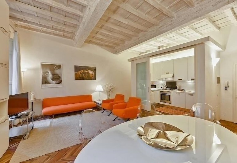 Bargellini - Vivid and modern, perfect central location, Florence, Salle de séjour