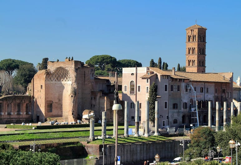 Amazing apartment with modern furnishings, very close to Colosseum, Rome, Apartmán, Exteriér