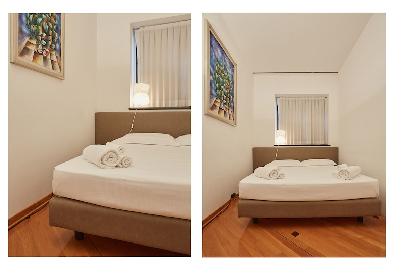 Romagnosi - Luxurious 3-bedroom flat, city center, Milan, Room