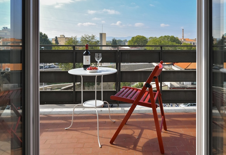 Margareth - Bright and modern apartment close to university, Florence, Balcon