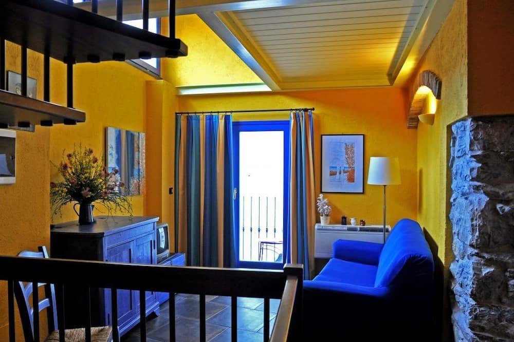 複式房屋 (Ambra) - 客廳