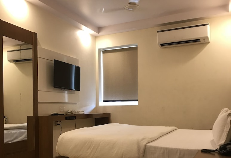 Hotel Avtar At New Delhi Railway Station, New Delhi, Executive kamer, 1 tweepersoonsbed, niet-roken, Kamer