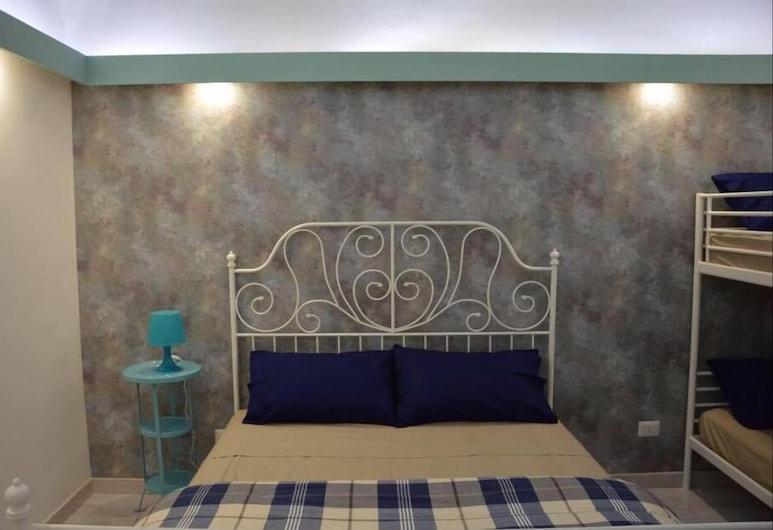 Costantino Home, Pompeia, Apartamento conforto, 1 quarto, Quarto