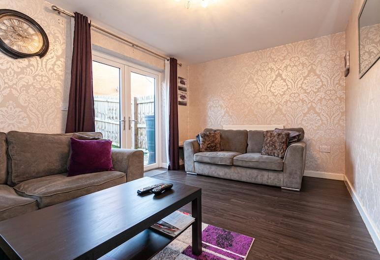 Amersham Park House, Salford, Sala de estar
