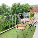 Appartement (Chicago) - Balcon