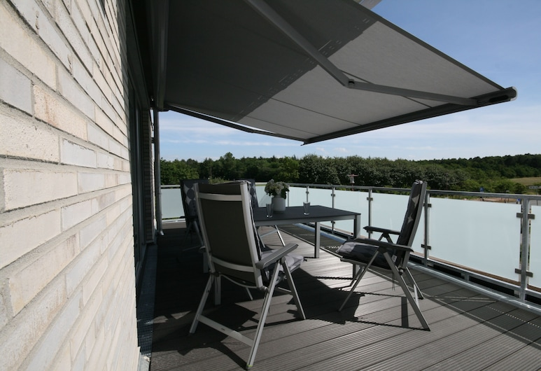Quartier Hohe Geest 2, Cuxhaven, Apartment, 2 Bedrooms, Balcony (incl 90€ cleaning and 12€ service fee), Balcony