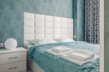 伊爾庫次克貝加爾故事公寓飯店的相片